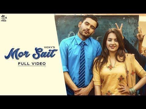 Mor Suit (Full Video) VICKY - The Kidd -Agam Mann -New Punjabi Songs 2019 -Latest Punjabi Song 2019