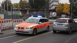 preview picture of video 'Schickes BMW NEF Feuerwehr Siegburg (HD)'