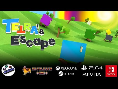 TETRA's Escape - Trailer thumbnail