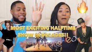 Beyoncé & Bruno Mars Crash the Pepsi Super Bowl 50 Halftime Show | NFL | Reaction