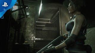 Resident Evil 3 - Jill Valentine Character Trailer   PS4
