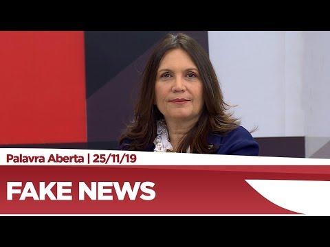 Bia Kicis comenta o andamento da CPI das Fake News