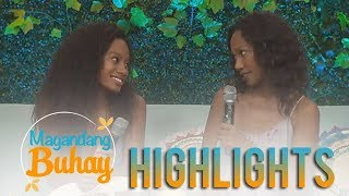 Magandang Buhay: Asiana and her mom Wilma Doesnt have a message for each other