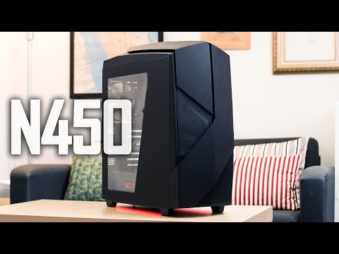 NZXT Noctis 450 Case Review | H440 Refresh
