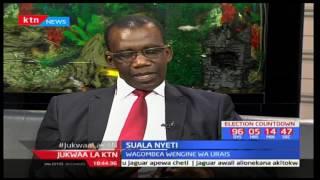 Jukwaa la KTN: Suala Nyeti sehemu ya pili 3/5/2017