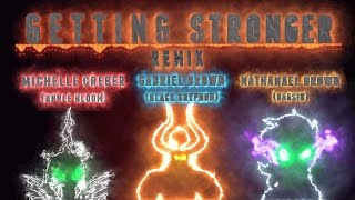 GETTING STRONGER REMIX (Album Release!)