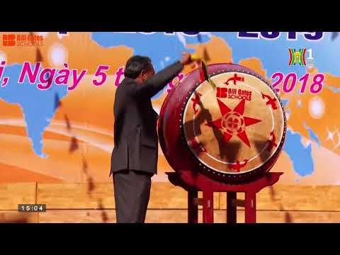 Lễ khai giảng 2018 - 2019 Bản tin thời sự Đài Truyền hình Hà Nội