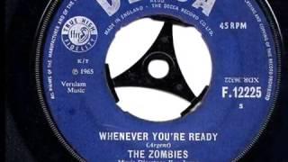 The Zombies - Whenever You're Ready - 1965 45rpm