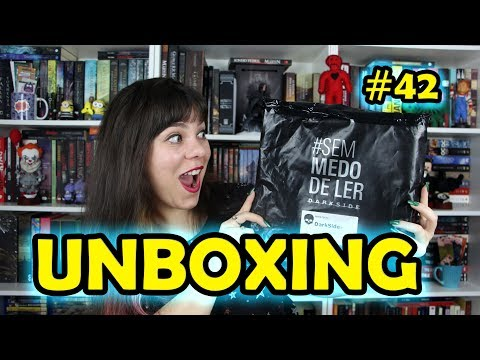 Unboxing DarkSide Books #42