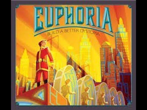 Euphoria Spotlight by The Boardgame Mechanics