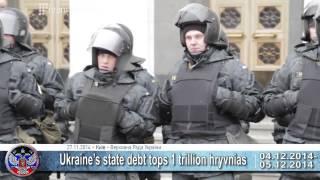 04-05.12.2014 Ukrainian crisis news. Donetsk, Lugansk, Latest news of Ukraine, Novorossia