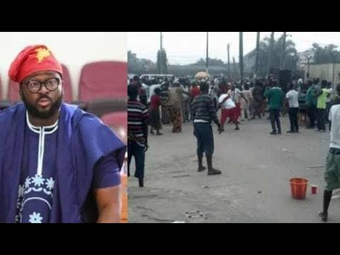 How Desmond Elliot Was Almost Killed By Surulere Thugs After Voting