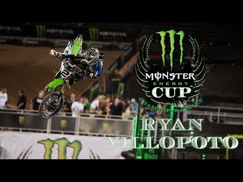 Supercross Champions Circle - Ryan Villopoto