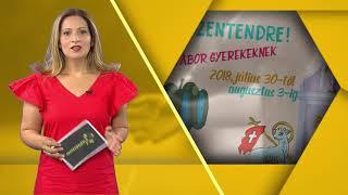 Programajánló / TV Szentendre / 2018.07.26.