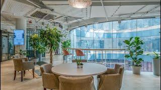 """Как сделать офис """"лицом"""" устойчивой компании (видео)"""