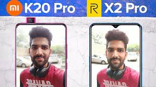Realme X2 Pro vs Redmi K20 Pro DETAILED Camera Test!
