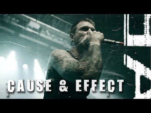 MASTIC SCUM - CAUSE & EFFECT [Live-Footage | Official 2014] Massacre Records