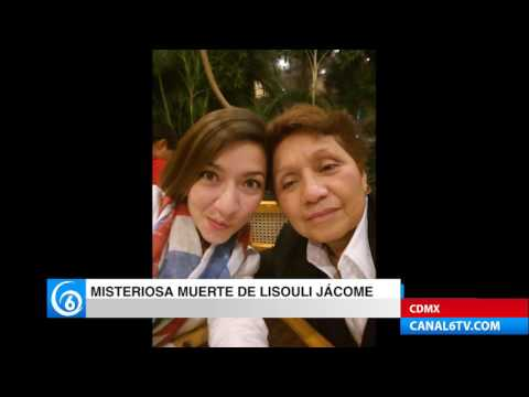 El extraño caso de la muerte de Lisouli Jácome