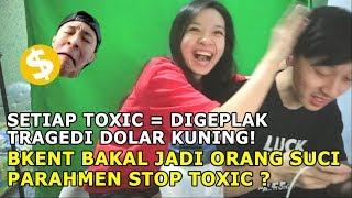 Video STOP TOXIC? BKENT BECANDA?? MP3, 3GP, MP4, WEBM, AVI, FLV Agustus 2019
