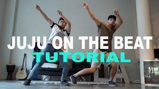 """JUJU ON THE BEAT"" Dance TUTORIAL | Matt Steffanina x Kenneth San Jose"