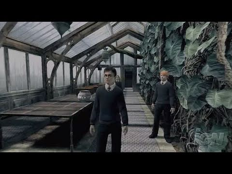 Harry Potter and the Order of the Phoenix Xbox 360 Trailer