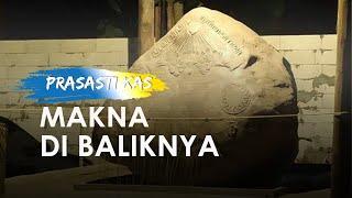 Makna Batu Besar di Halaman Keraton Agung Sejagat, Disebut Prasasti Tandakan Peradaban Dimulai
