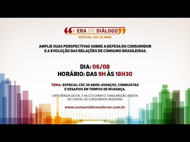 A ERA DO DIÁLOGO 2020 | SEGUNDO DIA