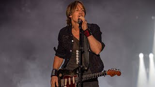 Keith Urban Clears Up an Outrageous Rumor - Interview