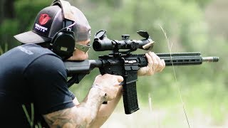 Navy SEAL designs Badass AR-15   The G2 Precision SPR   Reviewed by Marcus Luttrell and Shawn Ryan