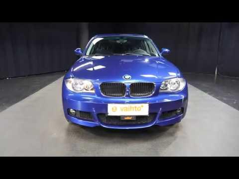 BMW 1-sarja 118 D E87 HB 5-ov, Monikäyttö, Manuaali, Diesel, FKB-736