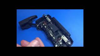 DJI Spark Remote GL100A repair disassembly teardown - hmong video
