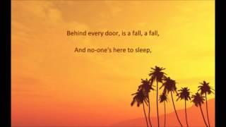 Naughty Boy ft. Bastille - No One's Here to Sleep (lyrics)