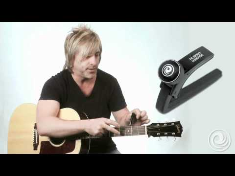 Planet Waves Capo (NS model) Demo & Review