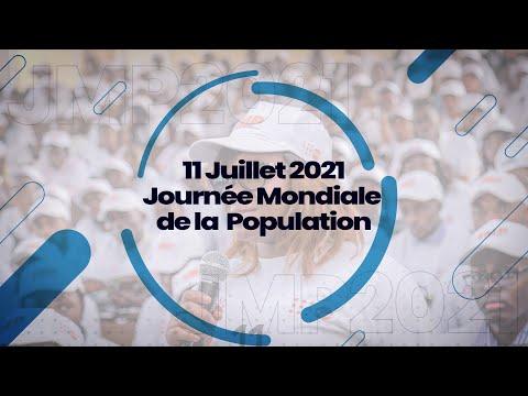 Message à la nation de S.Ex. Monsieur le Ministre d'Etat, Ministre du Plan à l'occasion de la célébration de la JMP 2021