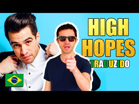 Cantando High Hopes - Panic! At The Disco em Português (COVER)