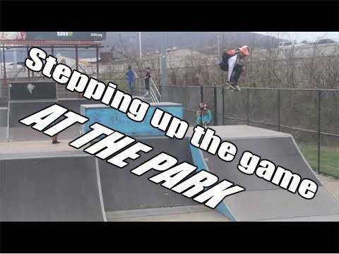 "Chattanooga ""chattown"" Skatepark footage 2019"