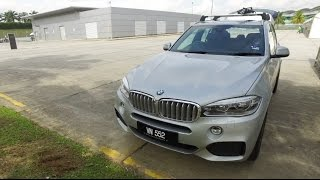 2017 BMW X5 xDrive40e Full In-Depth Review in Evo Malaysia