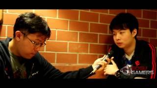 Interview with Titan.KyXy @ TI4
