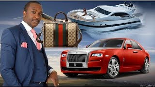 9 EXPENSIVE THINGS OWNED BY STEVE MBOGO