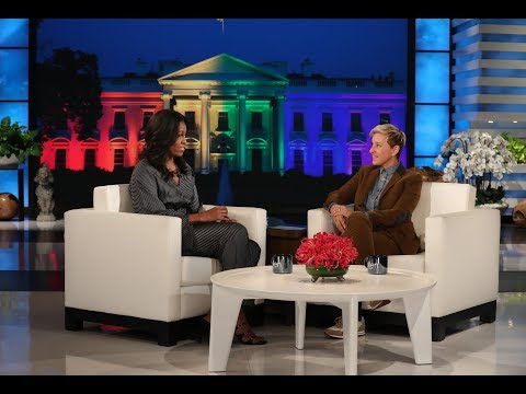 Michelle Obama Tried to Escape the White House to Celebrate the Legalization of Gay Marriage (видео)