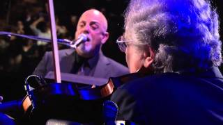 Billy Joel & Itzhak Perlman – The Downeaster 'Alexa' (MSG – March 9, 2015)