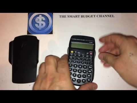 Jot 10 Digit Scientific Calculator Review (Dollar Tree Item)