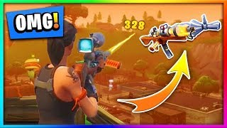 8 NEW Fortnite Battle Royale Weapons That Need To Be Added in 2018!