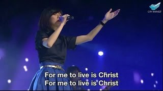 Let It Be Jesus (Passion) @CHC // Renata Triani
