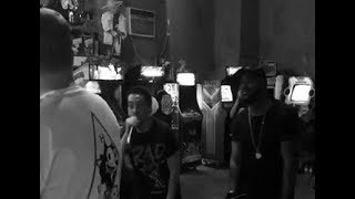 Headkrack Freestyles At The First Annual 'Spit Fire Frenzy''