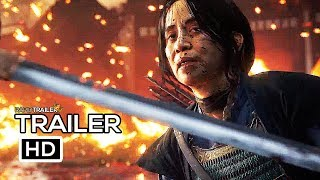 GHOST OF TSUSHIMA Gameplay Demo Walkthrough (E3 2018) PS4 Game HD