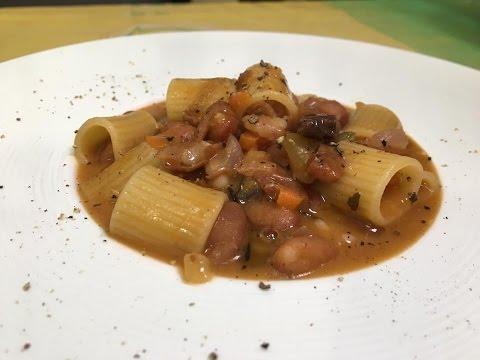 Pasta e Fagioli, Ricetta Chef Stefano Barbato