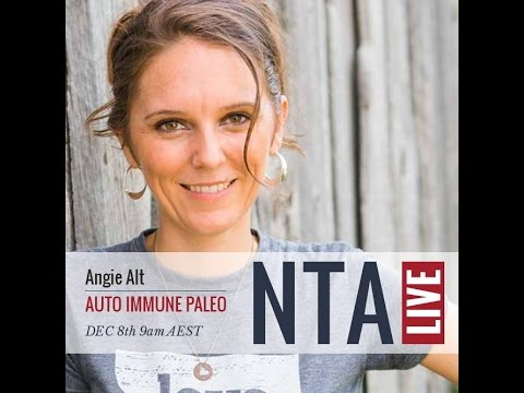 Meet Nutritional Therapy Graduate, Angie Alt - NTA Facebook Live ...