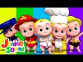 Download Lagu Funny Cartoon for Kids  Babies Playground Toy Cars Challenge + More Nursery Rhymes & Kids Songs Mp3 Free