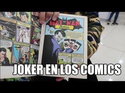 El origen del Joker en los comics | La Habitación de Henry Spencer